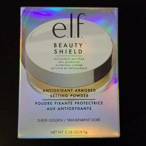 Elf Beauty Shield Setting Powder